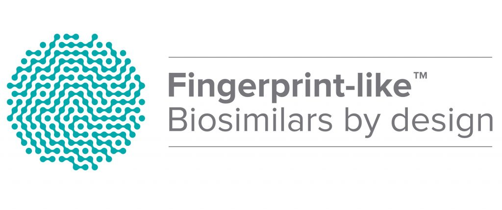 Fingerprint-like by Biosimilars dising