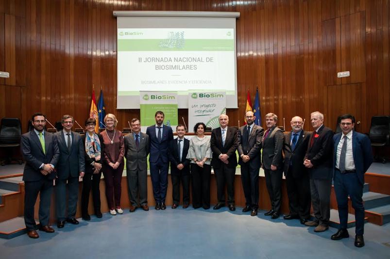 """mAbxience participó activamente en la II Jornada Nacional de Biosimilares organizada por la Asociación Española de Biosimilares, BioSim. La jornada, bajo el título """"Biosimilares: evidencia y eficiencia"""","""