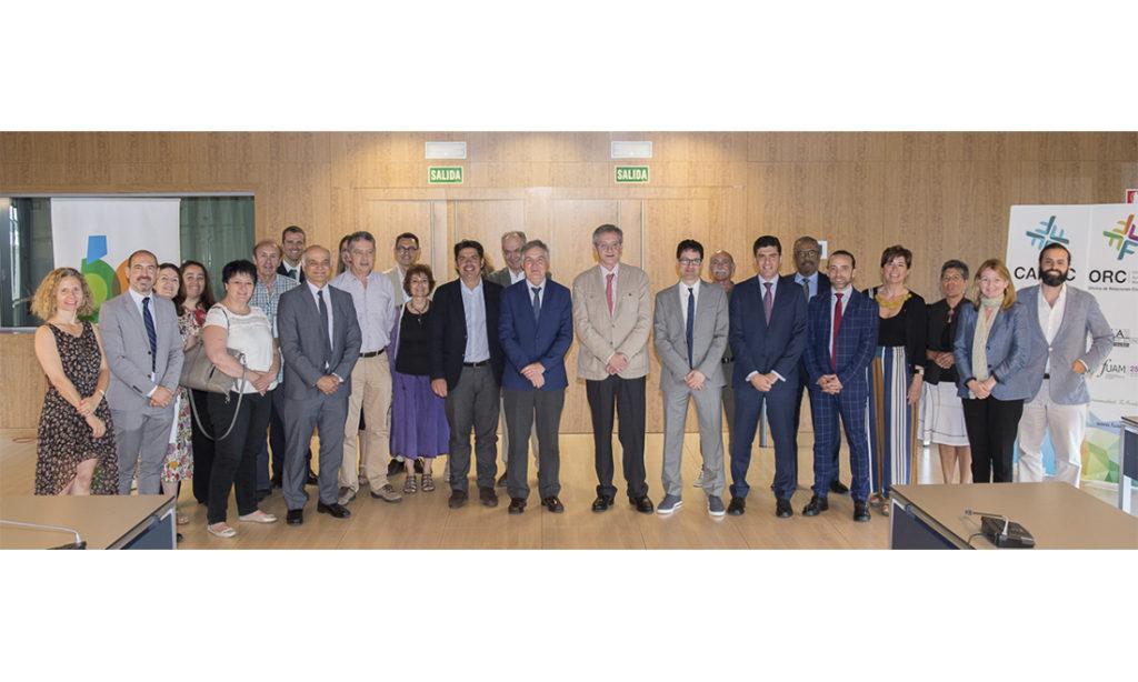 La Universidad Autónoma de Madrid e Insud Pharma se unen por la innovación en biomedicina