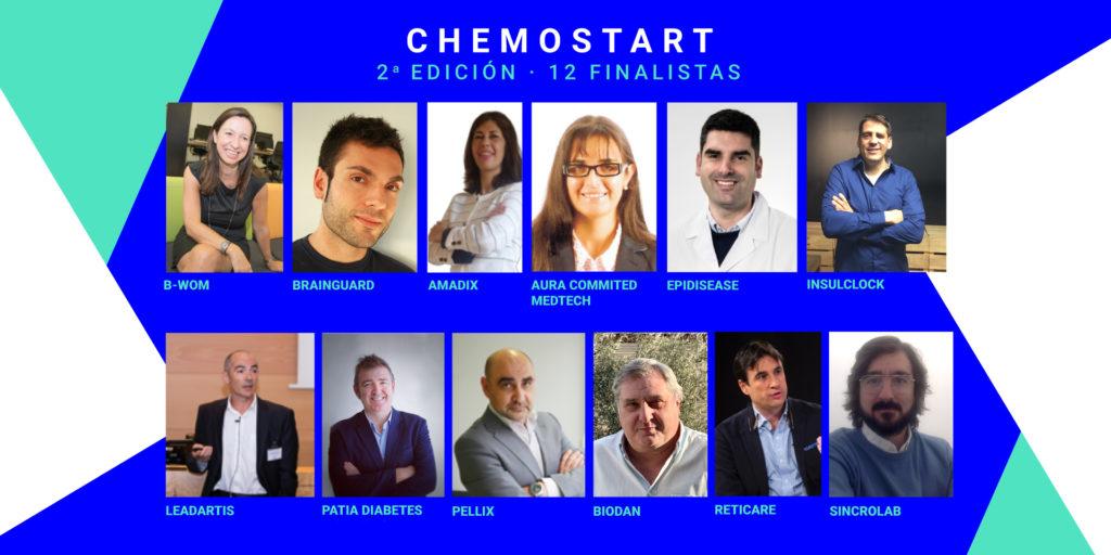 Segunda edición de la ChemoStart